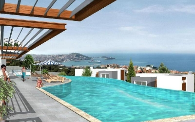 Property For Sale Or Rent: luxury villas in kusadasi