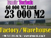 Real Estate For Sale: EXCELLENT FACTORY & WAREHOUSE FOR SALE IN TURKEY