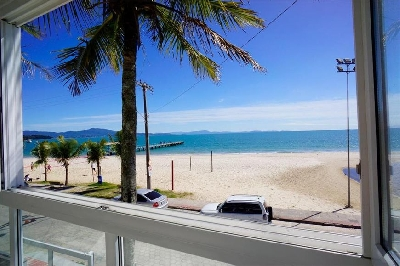 Property For Sale Or Rent: OCEANFRONT Canasvieiras-FLORIANÓPOLIS-BRAZIL-Ap 2Dorm wFinancing