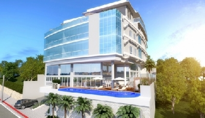 Property For Sale Or Rent: OCEANVIEW Jurerê-FLORIANÓPOLIS-BRAZIL-Ap 3Suites wFinancing