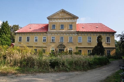 Property For Sale Or Rent: Palace with the flocks of white deer in the hearth of Europe