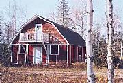 Real Estate For Sale: Canadian Northwoods Recreational Camp With 5 Acres
