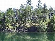 International real estates and rentals: Private Island In Pristine Lake Cowichan