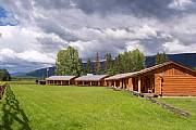 Real Estate For Sale: Profitable Guest Ranch Surrounded By Provincial Park