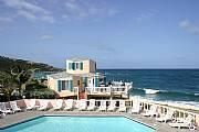 Real Estate For Sale: St. Maarten Unbelievable View Oceanfront Villa Sleeps 6