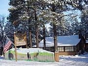 Real Estate For Sale: Rustic Spa-Cabin Resort In The White Mountains Of Arizona