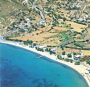 Rental Properties, Lease and Holiday Rentals: Patmos/Kambos Large Waterfront Property With Country House