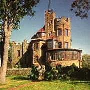 International real estates and rentals: 1902 Renovated Castle. 14,000  10 Acres.