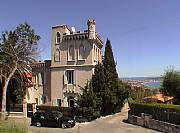 International real estates and rentals: Castle With 360° Panoramic Sea View