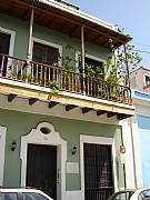 Real Estate For Sale: Tudor-Style 2 Bedroom Apartment In The Heart Of Old San Juan