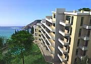 Real Estate For Sale: New Development In Bulgaria, Future Golf Area, Sea Views