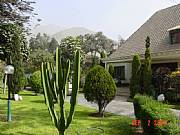 Real Estate For Sale: Residence In Chaclacayo Valley Of The Andes