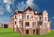 Real Estate For Sale: Luxury Home In Kiev, Ukraine