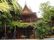 Real Estate For Sale: Exquisite Thai Traditional House For Sale In Bangkok