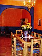 Real Estate For Sale: Beautiful Colonial House In Historic Downtown Queretaro