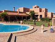 Real Estate For Sale: Dar Hamra,Tangier-Morocco. Beautiful Villa Next To Golf.