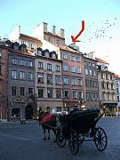 Real Estate For Sale: One Of A Kind Flat In Warsaw Old Town Square