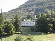 International real estates and rentals: Beautiful Castle 1h From Geneva