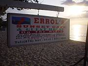 Rental Properties, Lease and Holiday Rentals: On The Beach At Errols Sunset Cafe And Guesthouse
