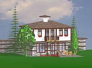 Real Estate For Sale: Bulgarian Traditional Villas - Hrabrovo Village