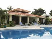 Real Estate For Sale: Impressive Villa On Gated Beachside Development