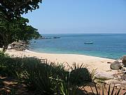 International real estates and rentals: Beachfront Cottage Near Pt. Vallarta.