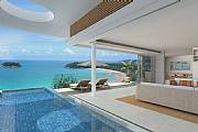 Real Estate For Sale: Luxury Villas & Apartments W Fantastic Seaview, Kata Beach