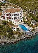 Real Estate For Sale: Caribbean Oceanfront Luxury Villa