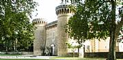 Real Estate For Sale: Outstanding Chateau Dated Back The 14th Century