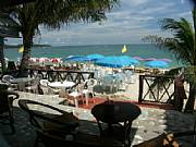 International real estates and rentals: Beautiful Beachfront Restaurant In Tropical Paradise