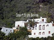 Real Estate For Sale: Very Nice Ibicenco Style House With Benirras Beach View