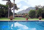 Real Estate For Sale: Villa With Panoramic View Of Impressive Tepozteco Mountains