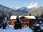 Real Estate For Sale: European Style Chalet Ski Lodge For Sale, Rocky Mountains,bc