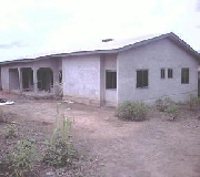 International real estates and rentals: Spacious 5 bedroom house in Kumasi,85% completed