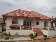 International real estates and rentals: Pool end 2 House for Sell Pa Khiap Buriram