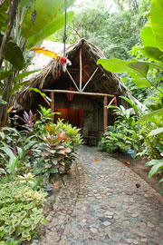 International real estates and rentals: Las Cascadas Lodge-For Sale-Eco River Resort-World Class Luxury-Bali Inspired