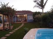 International real estates and rentals: Canasvieiras Beach-FLORIANÓPOLIS-BRAZIL-HOUSE with POOL