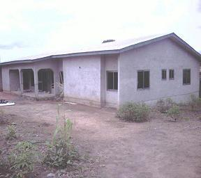 Property For Sale Or Rent: Spacious 5 bedroom house in Kumasi,85% completed