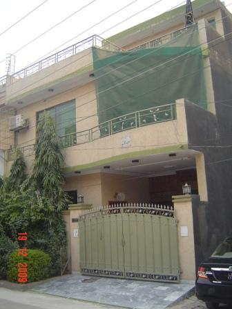 Property For Sale Or Rent: 5 MARLA EXCELLANT HOUSE JOHAR TOWN LAHORE
