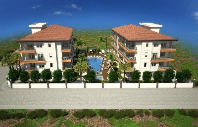 Property For Sale Or Rent: Diamond ll Beach Apartments in Avsallar alanya Turkey