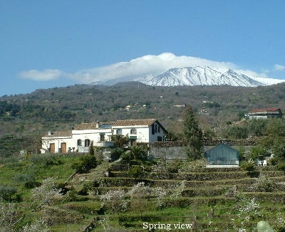 Property For Sale Or Rent:  Antique Villa for Sale in Eastern Sicily